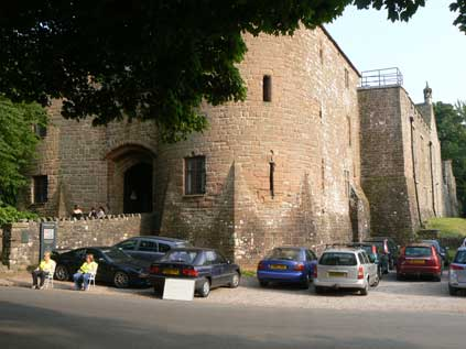 Come ghosthunting at St. Briavels Castle!