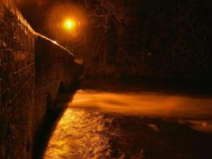 Water flowing underground... well nearly! Thetford, Norfolk
