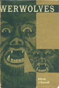 Copertina di Werwolves, di Elliott O'Donnell - Lande Incantate