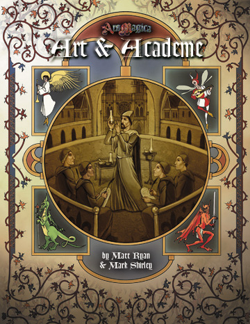 Art & Academe - medieval science, arts, education and medicine explained!