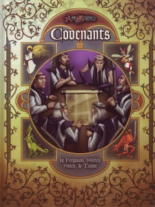 5th edition Covenants - completely different to the second edition book of same name!