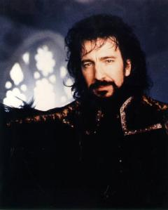 Alan Rickman looks great as the Sheriff of Nottingham