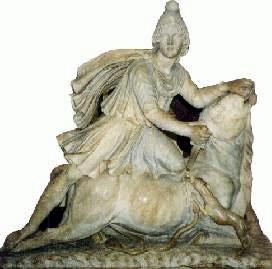 Mithras : tauroctony