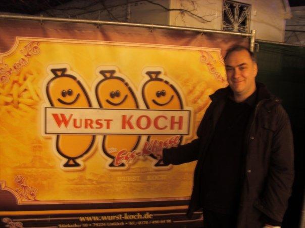 Wurst Koch