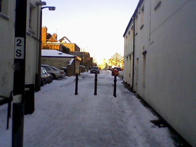 St Pauls Street South