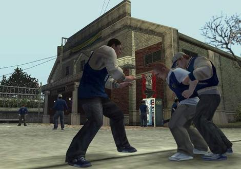 shot from Bully computer game
