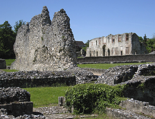 Thetord Priory: from The first Mousetrap site