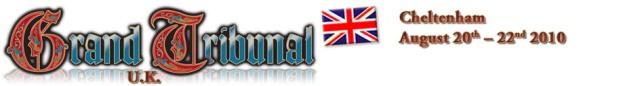 Grand Tribunal UK 2010