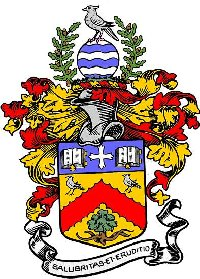 Coat of Arms - Cheltenham, England.