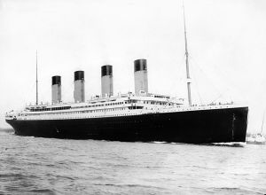 Titanic from Wikimedia Commons