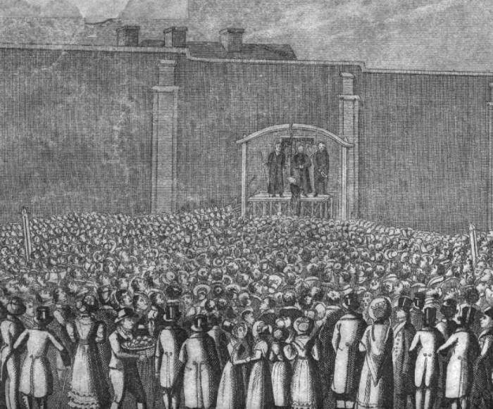 The Execution of Corder