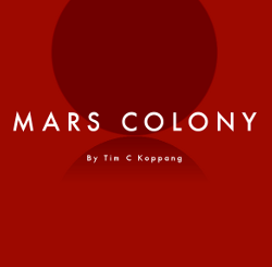 Mars Colony rpg